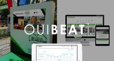 OuiBeat, la 1ère plateforme de social media marketing