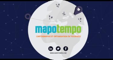 MAPOTEMPO : solutions de cartographie et d'optimisation de tournées