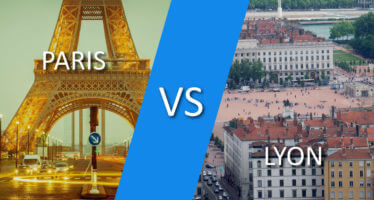 Paris ou Lyon : où créer son entreprise ?