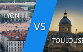Lyon ou Toulouse : où installer son entreprise ?