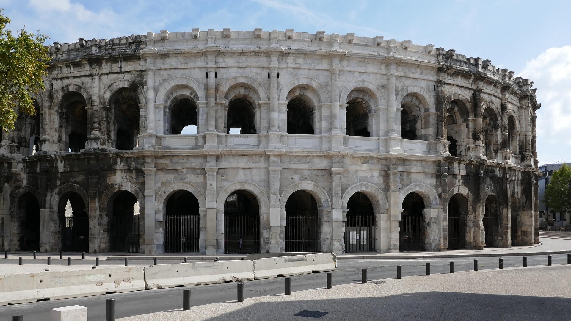 Créer une entreprise à Nîmes
