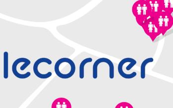 LittleCorner, le support d'affichage digital publicitaire aux toilettes