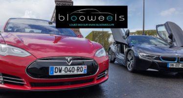 Blooweels location de véhicules électriques premium