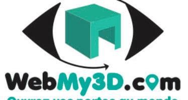 WebMy3D, technologie 3D pour révolutionner la vente, location de biens