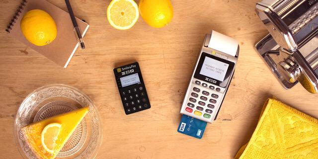 Smile&Pay le terminal de paiement électronique mobile