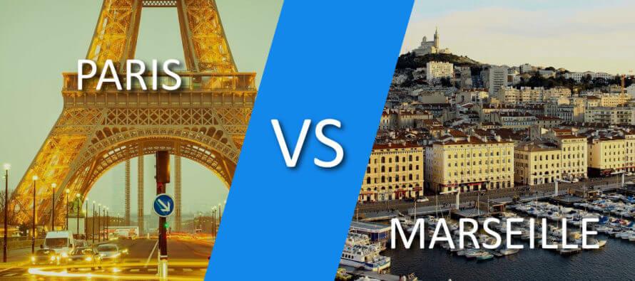 Paris VS Marseille : laquelle choisir pour monter son entreprise ?