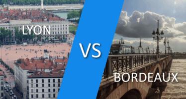 Lyon ou Bordeaux : où lancer son entreprise ?