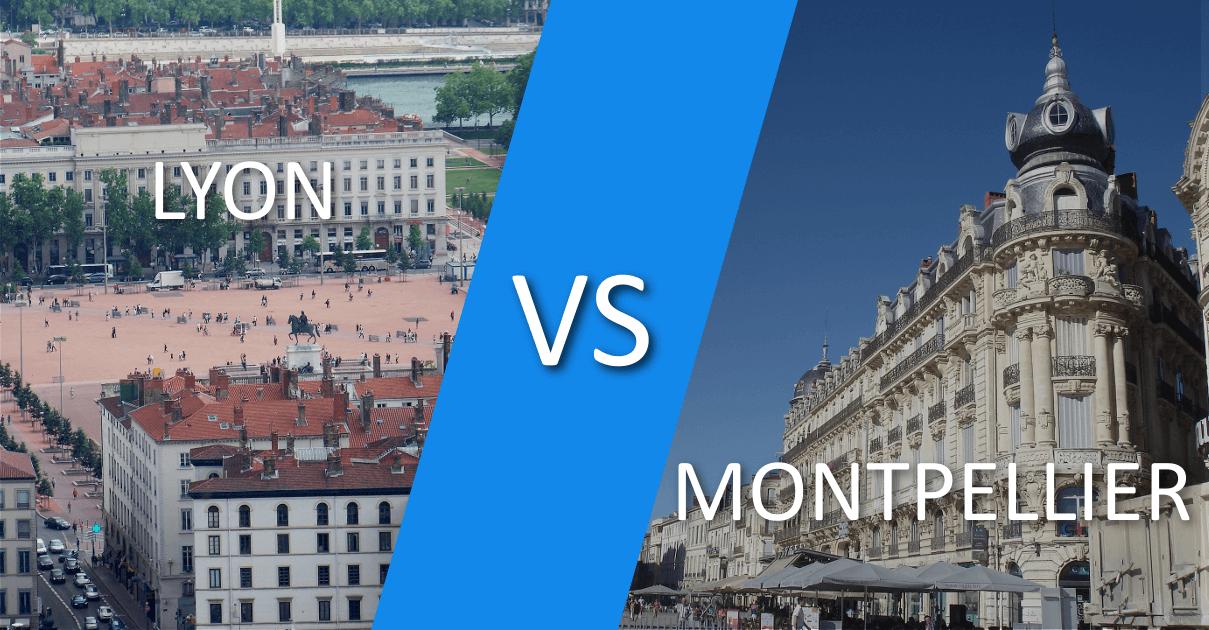 Lyon ou Montpellier : où démarrer son activité entrepreneuriale ?