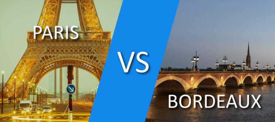 Paris ou Bordeaux : laquelle des deux villes choisir pour entreprendre ?