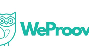 Weproov: l'état des lieux digital et sécurisé