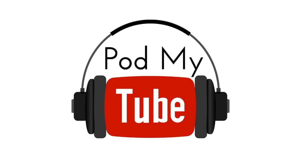 Podmytube :  Diffusez vos podcasts auprès d'un nouveau public