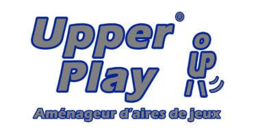 Upper Play : aménagement d'aires de jeux sur mesure