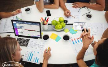 Bubble Plan: Logiciel gestion de projet et planification en ligne