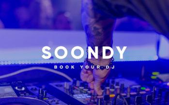 Soondy.com agence de booking de DJ