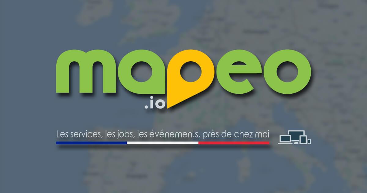 Mapeo.io mise en relation et d'entraide géolocalisées