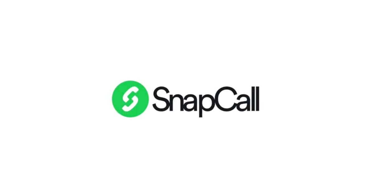 SnapCall : bouton d'appel digital