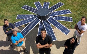 O'Sol : générateurs solaires mobiles et déployables pour faciliter les interventions