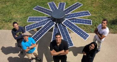 O'Sol : générateurs solaires mobiles et déployables
