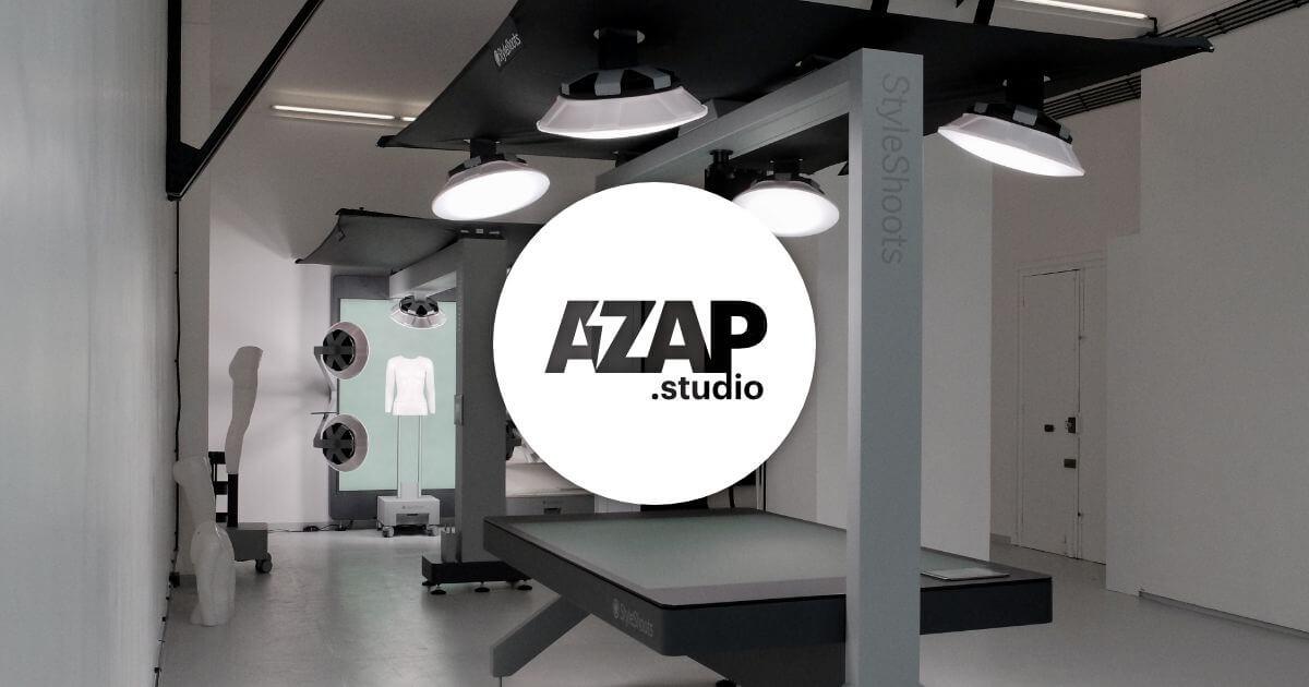 Studio Azap : studio photo packshot en libre-service pour site Ecommerce