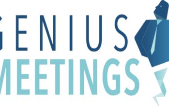 Genius Meetings pour d'organiser simplement vos réunions et séminaires