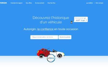 Autorigin certifie l'historique des véhicules d'occasion (voiture, moto, scooter, utilitaire)