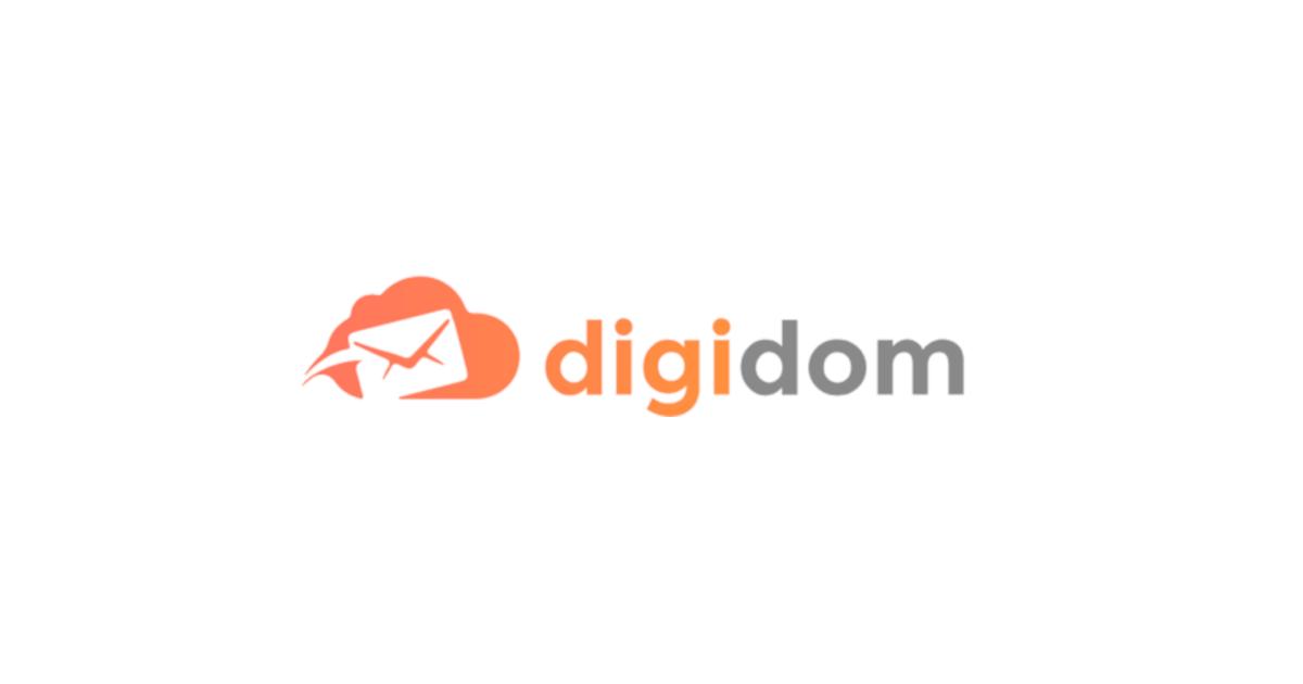 Digidom Domiciliation d'entreprise depuis un smartphone