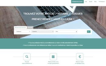 Izilaw est une plateforme de mise en relation entre utilisateurs et professionnels du droit