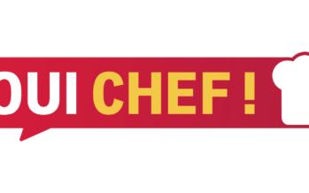 Oui Chef ! pour poser des questions de cuisine à des chefs étoilés