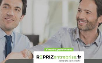 REPRIZentreprise.fr 1er réseau social professionnel pour Céder ou Reprendre une Entreprise