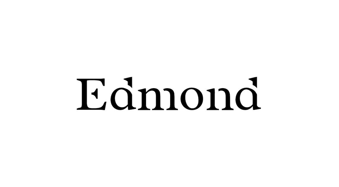 Edmond votre oeuvre d'art sur mesure